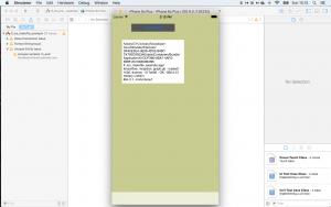 Tensorflow iOS