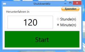 Timed Shutdown Tool