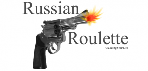 Russisches Roulette Windows Phone 8.1 App