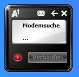 A1 MobileConnect Modemsuche